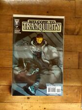 WS Wildstorm Welcome To Tranquility #7 Unread Condition