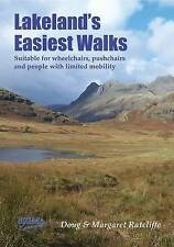 """""""AS NEW"""" Lakeland's Easiest Walks: Suitable for Wheelchairs, Pushchairs and Peop"""
