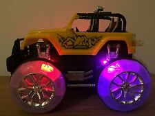 4X4 OFF ROAD MONSTER TRUCK RECHARGEABLE Remote Control Car STUNT GIRLS BOYS TOYS