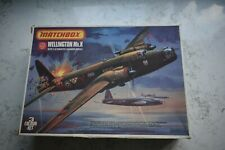 Matchbox 1/72 Wellington Mk X Kit No PK-402