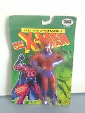 X-MEN X Men XMEN GLI INSUPERABLE GIG FLEXI MARVEL MAGNETO PERFECTO SEALED new