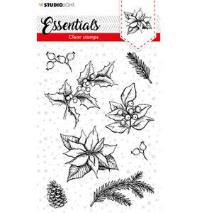 Stempel Clear stamp Christmas Essentials Weihnachten Studiolight SL-ES-STAMP94