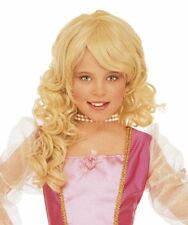 Widmann B6291 - Parrucca bionda da Principessa Bambina
