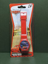 Montre Digitale CARS Disney Pixar / Digital Watch LCD