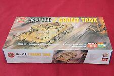 -Soldatini Figure AIRFIX HO M3 LEE GRANT TANK - 01317