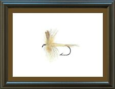 Light Cahill Dry Fly Print, dry fly, watercolor, fly fishing, dry fly, art