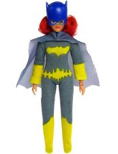 Vintage Mego Silkscreen Variant Removable Cowl Batgirl Batman Complete Near Mint
