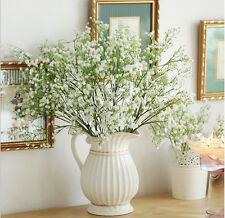 Artificial Baby's Breath Gypsophila Silk Flower Home Wedding Garden Decor 1 Stem