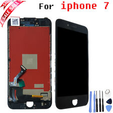 "Replacement Screen Touch Display Assembly Digitizer Black For iPhone7 4.7""UK"