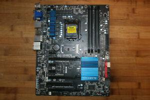 GIGABYTE GA-Z77X-D3H rev. 1.0, LGA 1155/Sockel H2, Intel Motherboard mit OVP