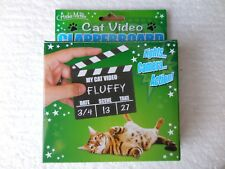 Accoutrements Cat Video Clapperboard Movie Clapper Board Archie McPhee