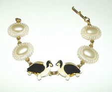 COLLIE SHELTIE Tri Color PEARL Bracelet  ~FREE SHIPPING!