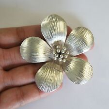 Silver By Karen Hilltribe Beautiful Pendant White Pure