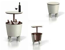 Keter 962CBEC Cool Bar Partytisch mit Kühlfunktion Stehtisch