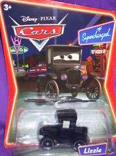 DISNEY Pixar Cars Supercharged LIZZIE  L5256 RARE!!