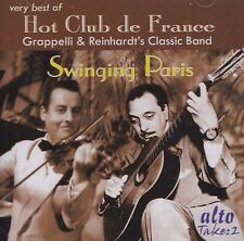 [NEW] CD: VERY BEST OF HOT CLUB DE FRANCE