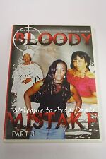 Bloody Mistake Part 3 DVD (LN)
