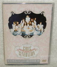 Girls' Generation JAPAN FIRST TOUR Taiwan DVD (GENIE Run Devil Run MR.TAXI)
