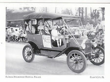 "~Post Card~""Florida Strawberry Festival Parade""   *Plant City, Florida (A13-3)"