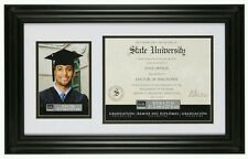 Graduation Diploma &  Picture Display Frame