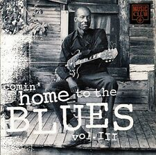 Muddy Waters, Buddy Guy, Albert Collins etc: Comin' Home To The Blues Vol. III -