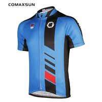 COMAXSUN Cycling Jersey Breathable MTB Bicycle Clothing Comfortable Bike Clothes