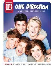 ONE DIRECTION : L ANNUEL OFFICIEL 2013 - ONE DIRECTION