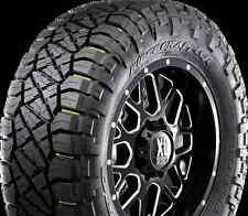 4 NEW 35x1250R20 Nitto Ridge Grappler Hybrid Tires 12.50 R20 12PLY 35 12.50 20