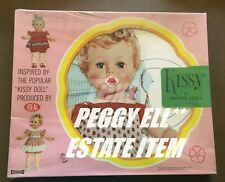 """1963 SAALFIELD & IDEAL TOYS """"KISSY"""" PAPER DOLL SEALED IN ORIG BOX MOVABLE LIPS"""