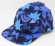 Cat & Jack Boys/Girls Blue 5 Panel Baseball Cap Hat With Adjustable Strap New