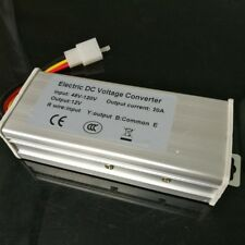 DC 48V 60V 72V 84V 96V 120V to 12V 20A DC converter electric Power transformer