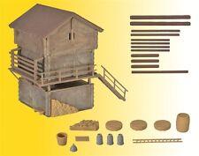 Kibri 38035 stable et Stadel, KIT DE MONTAGE, H0