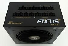 Seasonic FOCUS PLUS+ 850 GOLD 850W SSR-850FX ATX 12V Power Supply w/ cables