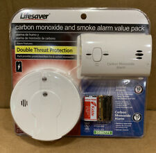 Kidde Carbon Monoxide and Smoke Alarm Value Pack with Batteries New Sealed
