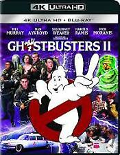 Ghostbusters II (Blu-ray, 4K Ultra HD, UV) NEW