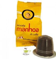 100 Capsule Caffè Passalacqua MANHOA Compatibili Nespresso