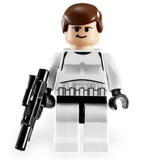 NEW LEGO STAR WARS HAN SOLO MINIFIG Stormtrooper Disguise minifigure 10188