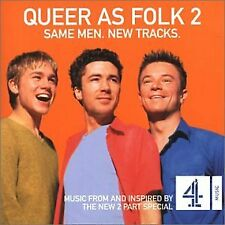 Queer As Folk Volume 2, Various Artists, Used; Good CD