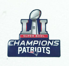 Official Wincraft NEW ENGLAND PATRIOTS Magnet Superbowl LI 51 2017 NFL Fridge