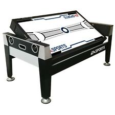 """New 70"""" Billiards Pool Air Hockey Rotating 2 in 1 Game Room Table"""