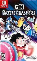 Cartoon Network: Battle Crashers (Nintendo Switch, 2017)