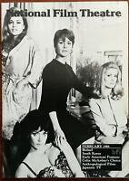 National Film Theatre Magazine February 1984. Luis Bunuel