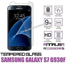 PELLICOLA VETRO TEMPERATO SAMSUNG GALAXY S7 G930 TEMPERED GLASS SCREEN PROTECTOR