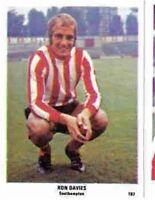 The SUN 1970/71 Football Swap Card – VARIOUS