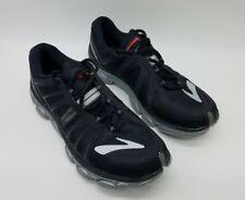 Brooks Pure Flow 2 Women's Running Shoes Black/Grey/Red Size 10 B (Medium)