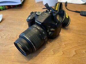 Nikon D 5200 Camera