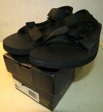 Teva Men's Sandals Original Universal Urban Sandal Black Size 10 US