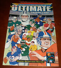 The Ultimate Trading Card Comic Book (1994)