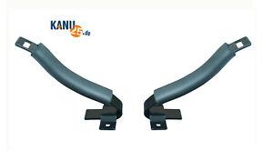 Flachbügel Träger Kajakhalter Ovalbügel für Kajak & Kanu, gute schwere Qualität