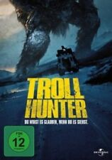TROLLHUNTER -  DVD NEUWARE OTTO JESPERSEN,GLENN ERLAND TOSTERUD,TOMAS ALF LAR